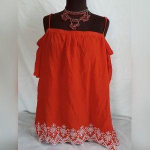OLD NAVY Cute Orange Top